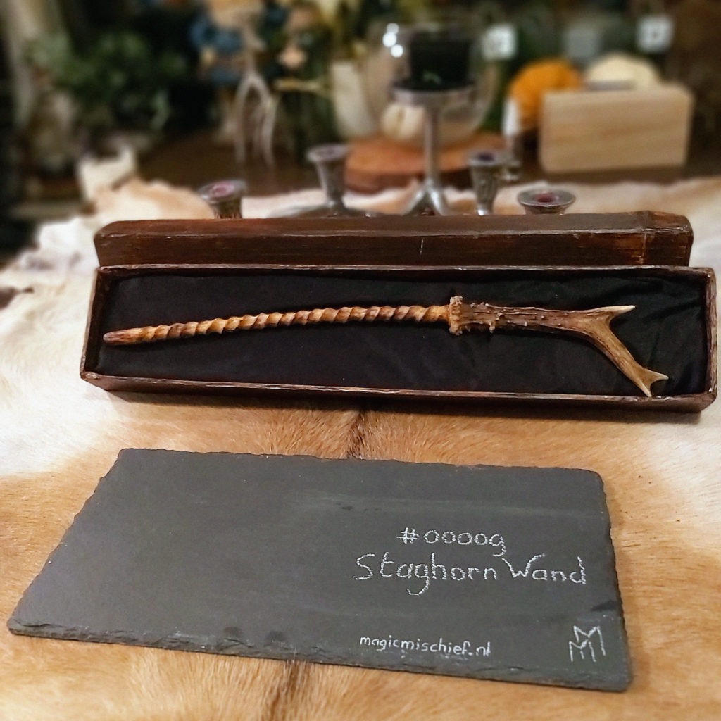 00009 - Staghorn Wand 2